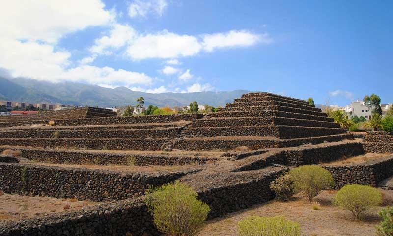 Пирамиды Гуимар
