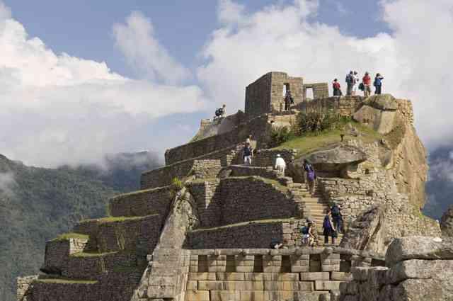 Комплекс пирамид Карала Перу