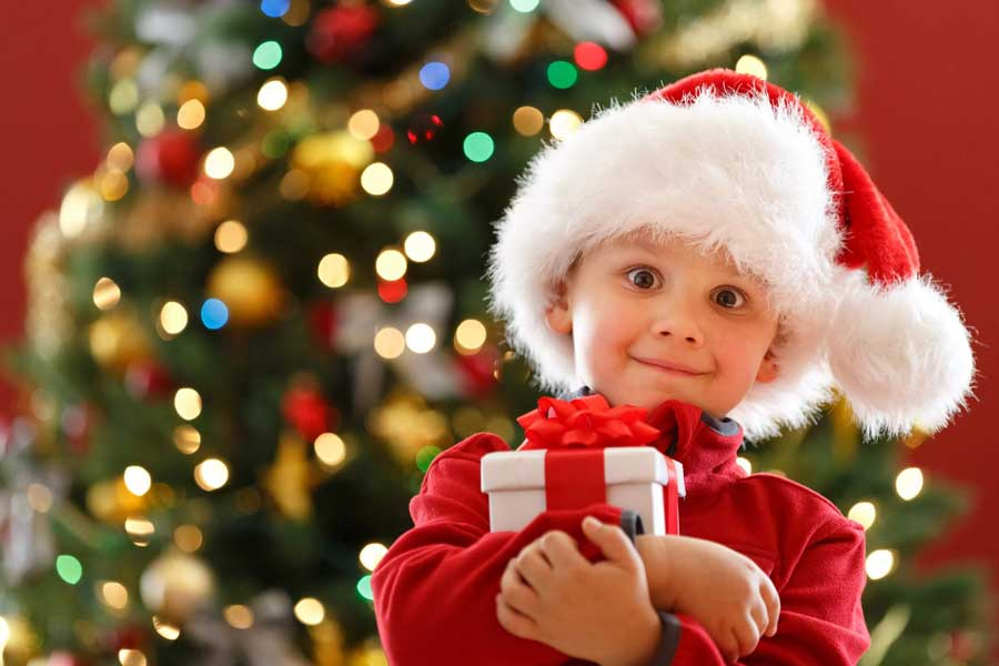 А кто поздравит Деда Мороза?..