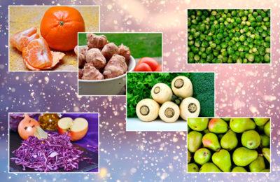 Вкусный декабрь: с каких продуктов готовить блюда зимой