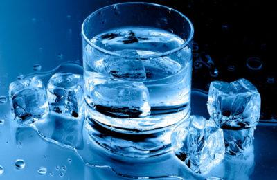 О применении талой воды
