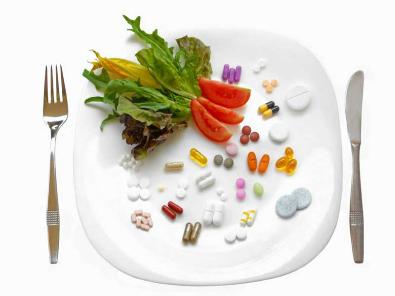Лекарства и питание