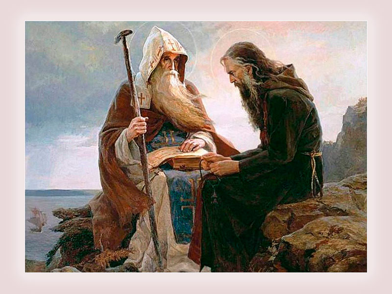 Антоний Печерский. Искренний путь к Богу